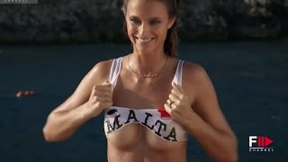 KATE BOCK Model by Fashion Channel