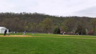 High School Baseball Shikellamy at Midd-West