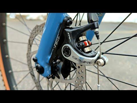 TRP Flat Mount Disc Brake Adapter