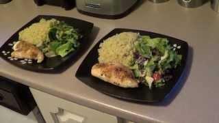 Bodybuilding Meal Prep - Chicken And Quinoa