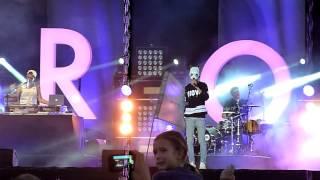 Cro Lange her feat. Teesy Hamburg 24.8.13