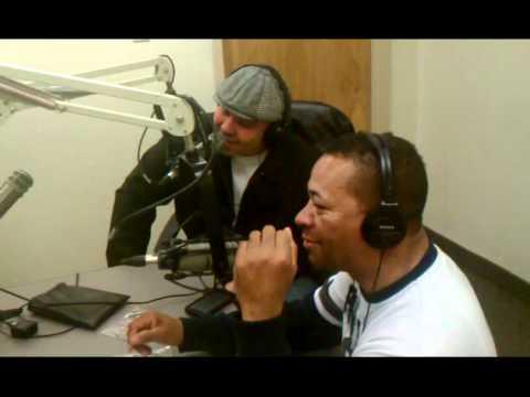 Edgar Joel On Radio In Philadelphia, Pennsylvania