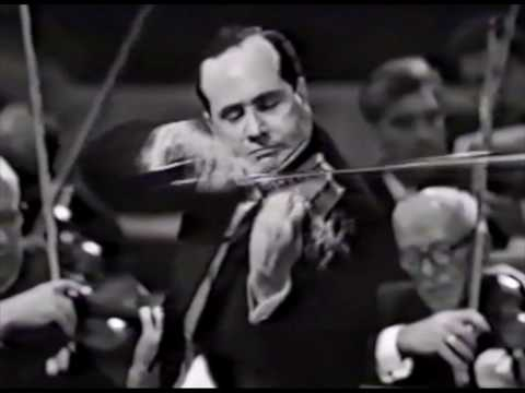 SAINT-SAËNS: The Introduction and Rondo Capriccioso - Igor Oistrakh