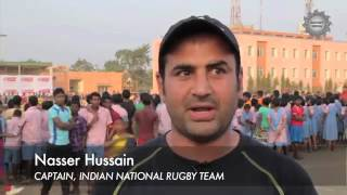 Rugby India -  IRB Get Into Rugby (GIR)  KISS,Bhubaneswar