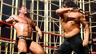 Fünf besondere Batista Matches – WWE List This!