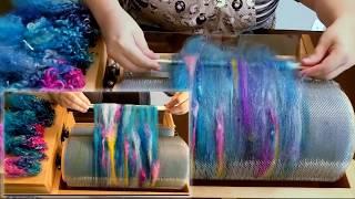 Teach It Tuesdays, Ep. 002 Woolen Yarn from Rolags