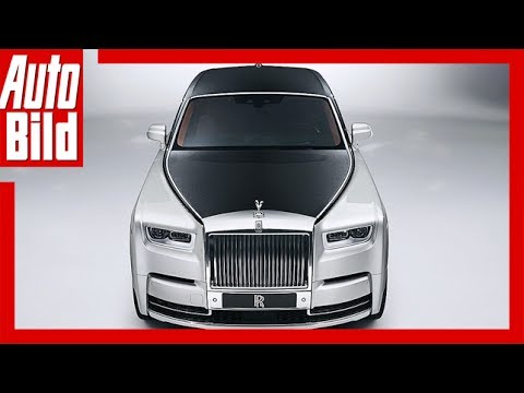 Rolls-Royce Phantom 8 (2017) Details/Erklärung