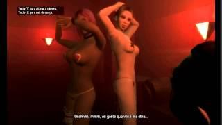 STRIP CLUB - GTA IV (CLUBE HONKERS)
