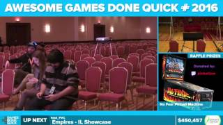 Age of Empires by Mhmd_FVC in 1:03:12 - Awesome Games Done Quick 2016 - Part 102