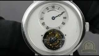 Швейцарские часы Breguet Classic Tourbillion