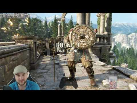 For Honor - Best of 3! - HEAD BUTS FINE! RIGHT UBI?