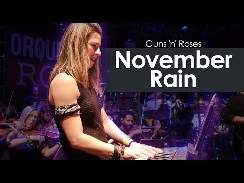 November Rain – Guns 'n' Roses (Orquestra Rock)