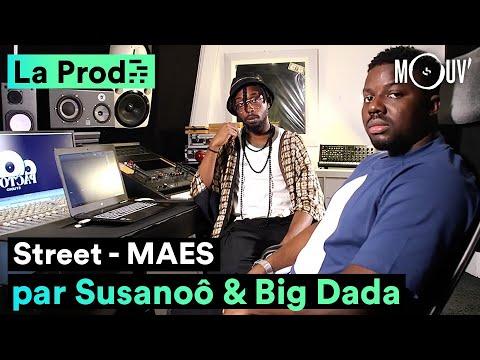 Youtube: «Street» – MAES: comment le hit a été créé