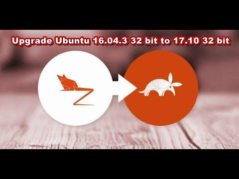 download ubuntu 17.10 iso 32 bit