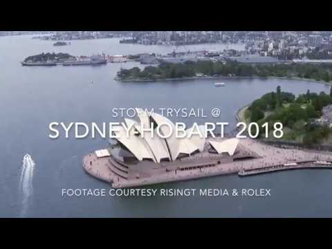 Storm Trysail Club at Sydney Hobart