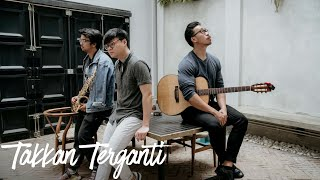 Download Mp3 Marcell - Takkan Terganti  Lirik & Akustik Cover Eclat