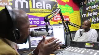 Jalas message to Kenyan artists on Radios playing Kenyan Music