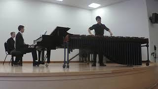 Sergei Golovko -  Russian Marimba Concerto, Mvt.1: Untold Legends