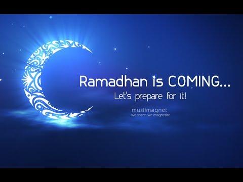 Ramadan Around The Corner - Mufti Menk (Doha, Qatar 2014)