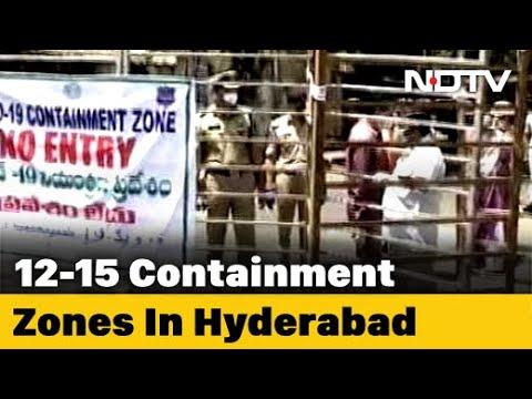 Life Inside A Coronavirus Containment Zone In Hyderabad