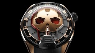 10 Crazy Amazing watches You Need To See