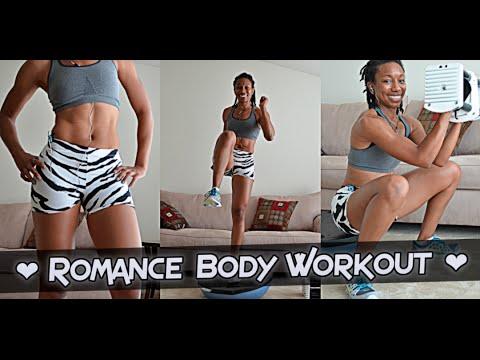 50 SHADES: Romance Body Workout! (firm butt & lift boobs)
