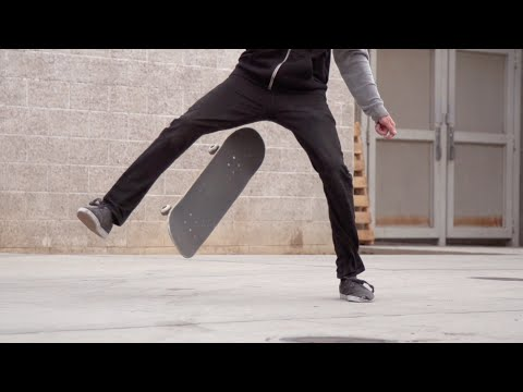 INCREDIBLE Slow Motion Skateboarding!