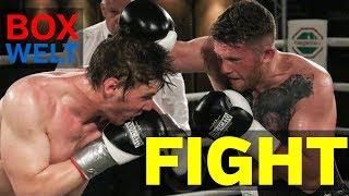Lukas Paszkowsky vs Stanislav Arkhypenko - 4 rounds cruiserweight - 26.05.2018 - Rinteln