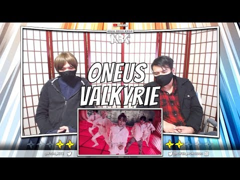 ONEUS (원어스) _ Valkyrie(발키리) MV | [ NINJA BROS Reaction / Review ]