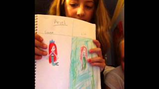 Ariel drawing! Thumbnail