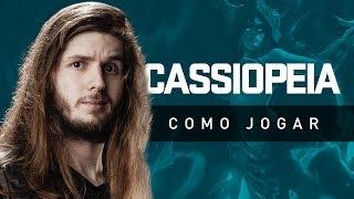 COMO JOGAR DE CASSIOPEIA