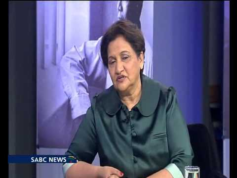 Ronnie Kasrils and Jessie Duarte talk about the former president Nelson Mandela