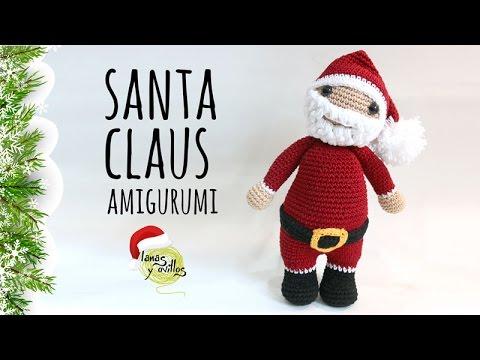 Amigurumi Santa Claus Crochet Pattern And Reindeer Toy Crochet ... | 360x480