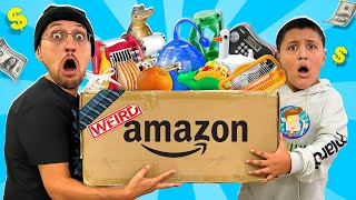Mystery AMAZON Items! (FV Family Random Gadget Haul)