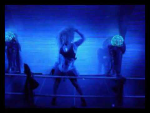 Britney Spears Crazy ( Demi Whore )     Peaches Queen's Final Show in the Dragon