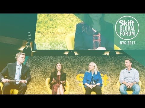 Investor Superpanel at Skift Global Forum 2017