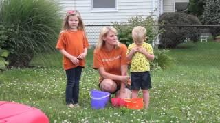 Ice Bucket Challenge For Als!