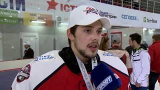 Богдан Дьяченко сорвал голос во время финала