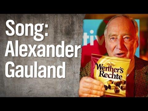 Lied für Alexander Gauland