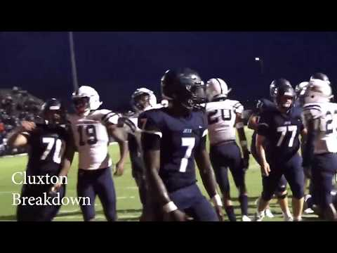 Clay-Chalkville Tops James Clemens 31-24