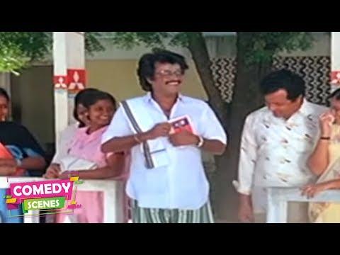 100%   | Rajinikanth Comedy
