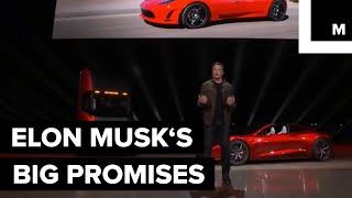 Elon Musks Makes Big Promises in Latest Tesla Announcement thumbnail