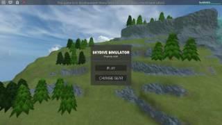 Skydiving Simulator Roblox Part 2
