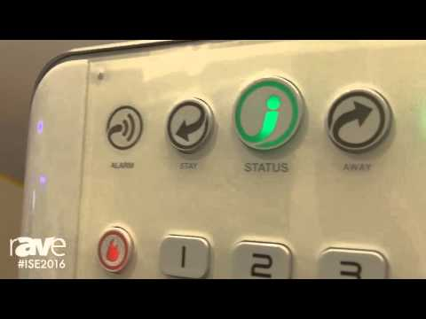 ISE 2016: Z-Wave Alliance Talks About United Technologies' ZeroWire System for Residential Security
