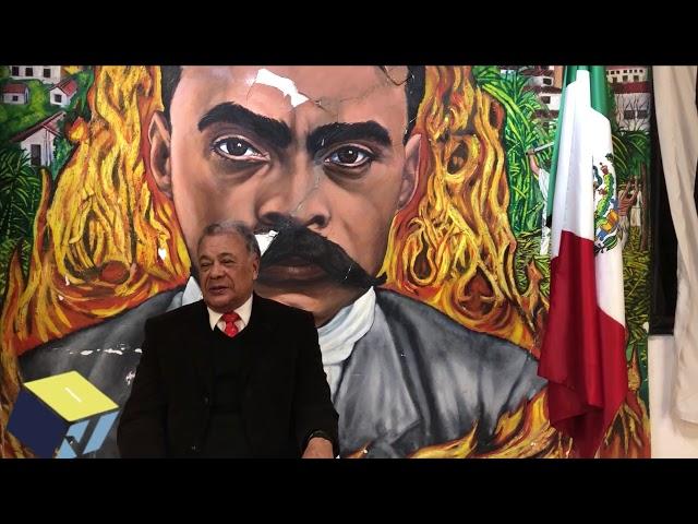 Alberto Anaya, Dirigente Nacional del PT - Voto Informado 2018