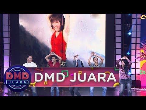 Tiba Tiba Semua Orang Ikutan Goyang Jadul Ayu Ting Ting, Heboh Banget - DMD Juara (14/9)