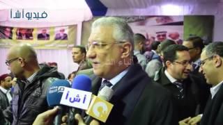 ذكي بدر: لايوجد مناطق مهمشة في مصر ولكن يوجد مناطق أكثر احتياجاً