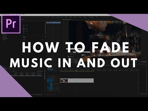 How to Fade Music In and Out in Premiere Pro