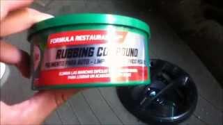Como pulir parabrisas profesionalmente how to polish a - Como limpiar casas profesionalmente ...
