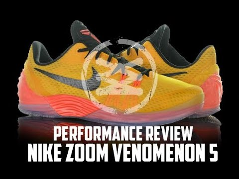 Nike Zoom Venomenon 5 Performance Review - YouTube 11327888a4
